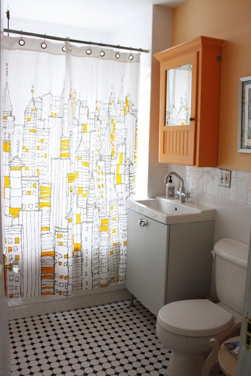 "Foto: Reprodução / <a href=""http://www.apartmenttherapy.com/sarah-amp-craig-147288"" target=""_blank"">Apartment Therapy</a>"