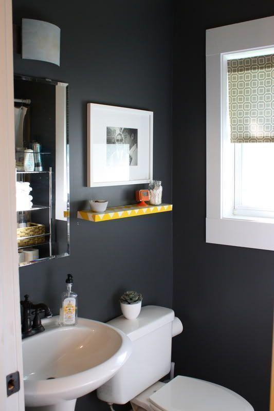 "Foto: Reprodução / <a href="" http://www.kfddesigns.com/2009/11/living-room.html"" target=""_blank"">Kristen F. Davis Designs</a>"