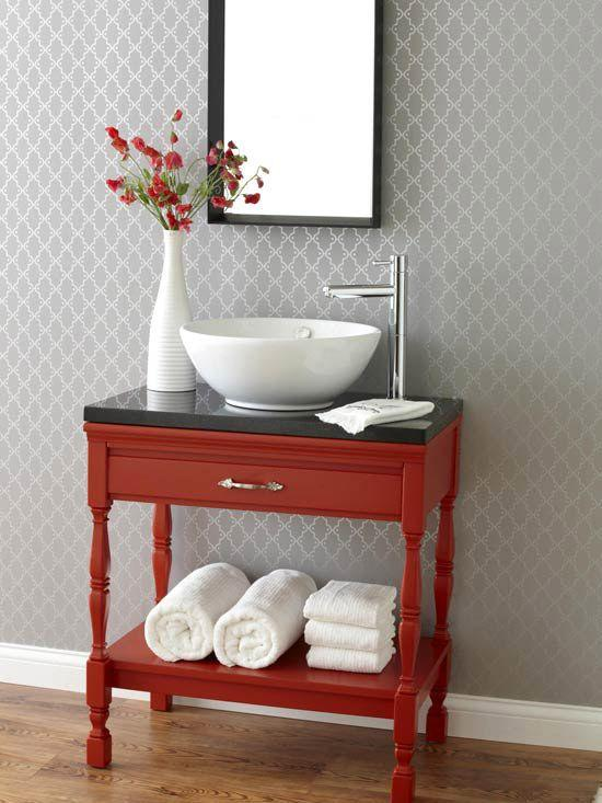 "Foto: Reprodução / <a href=""http://www.bhg.com/decorating/makeovers/furniture/diy-furniture-transformations/?sssdmh=dm17.615520&esrc=nwdc082912c6#page=10"" target=""_blank"">Better Homes and Gardens</a>"