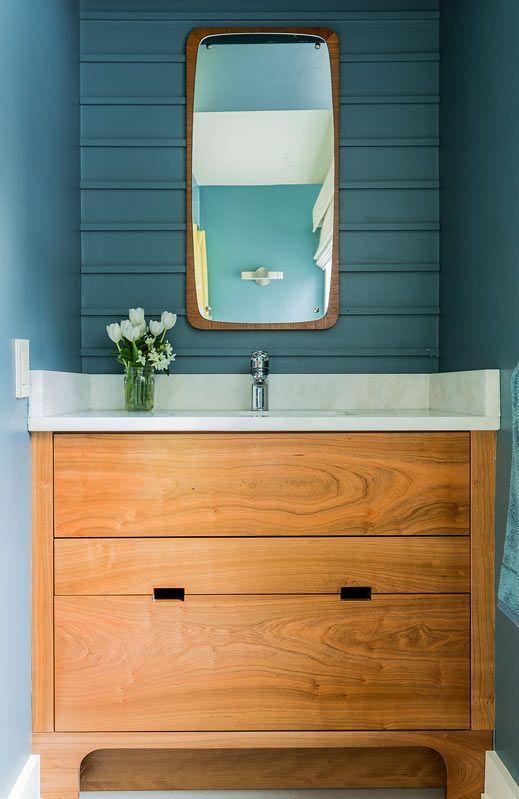 "Foto: Reprodução / <a href=""http://anniehallinteriors.com/kitchens-baths.php#/5"" target=""_blank""> Annie Hall Interiors</a>"