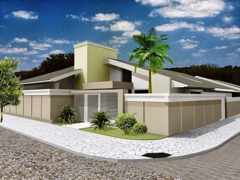 """Foto: Reprodução / <a href=""""http://www.arquiteturaemassis.com.br/fotospicasa/maquetes-3d-fachadas-externas-residenciais"""" target=""""_blank"""">Betão Arquiteto</a>"""