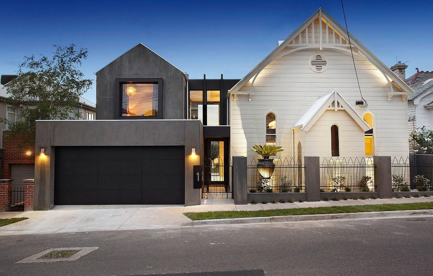 "Foto: Reprodução / <a href=""http://www.houzz.com/projects/125626/residential-church-conversion"" target=""_blank"">Bagnato Architects</a>"