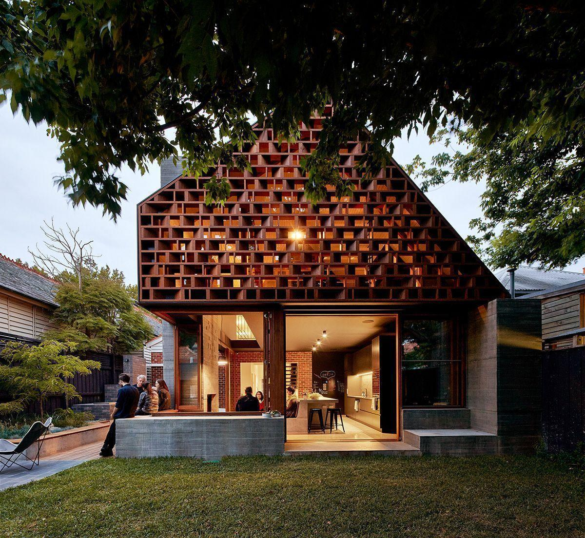 """Foto: Reprodução / <a href=""""http://www.makearchitecture.com.au/projects/featured/local-house"""" target=""""_blank"""">MAKE architecture</a>"""