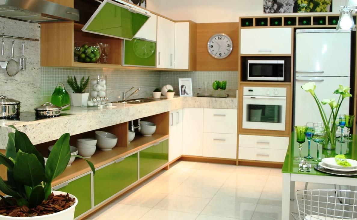 Porcelanato Para Cozinha Parede Outro Caso Da Cozinha Integrada Com