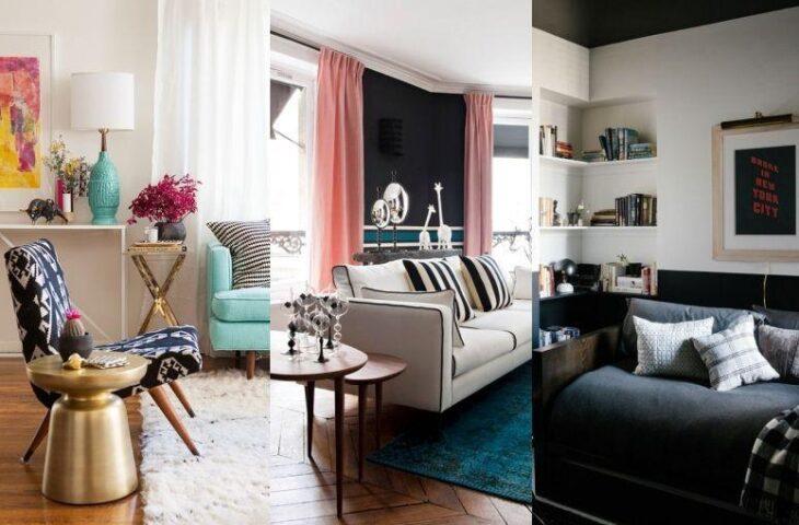 Foto: Reprodução / Design love fest / The decorista / My Scandinavian home