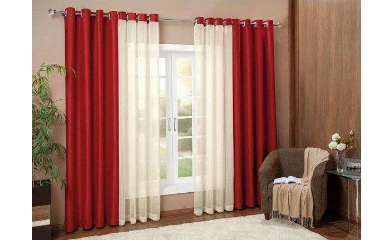 """Cortina Siena vermelha por R$ 149,99 na <a href=""""http://ad.zanox.com/ppc/?29470371C10967541&ULP=[[http://www.mobly.com.br/cortina-siena-vermelho-300x250-cm-casaborda-187499.html?utm_source=Zanox&utm_medium=Afiliados&utm_campaign=deeplink]]"""" target=""""_blank"""">Mobly</a>"""