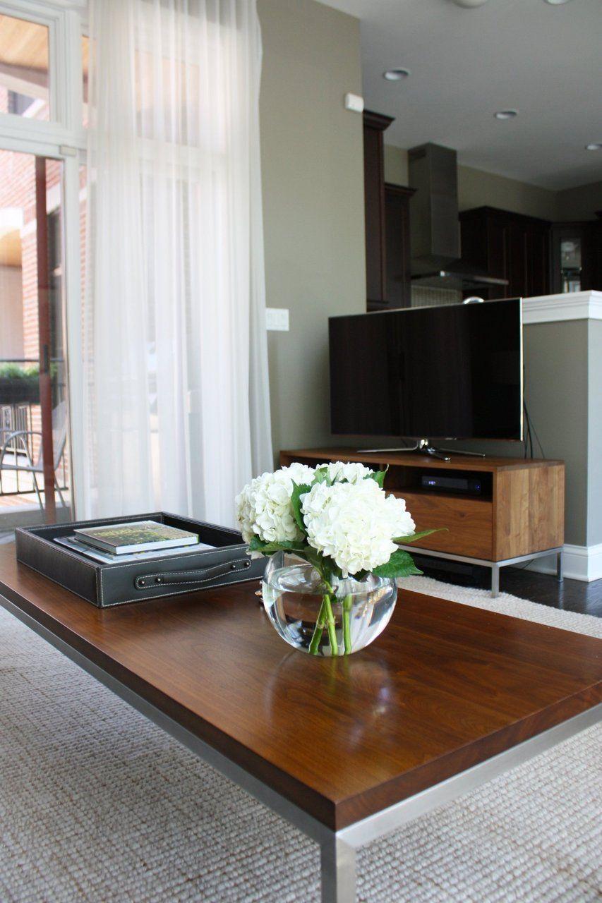 "Foto: Reprodução / <a href=""http://www.apartmenttherapy.com/gabriel-grants-warm-minimalism-house-tour-21985"" target=""_blank"">Apartment Therapy </a>"