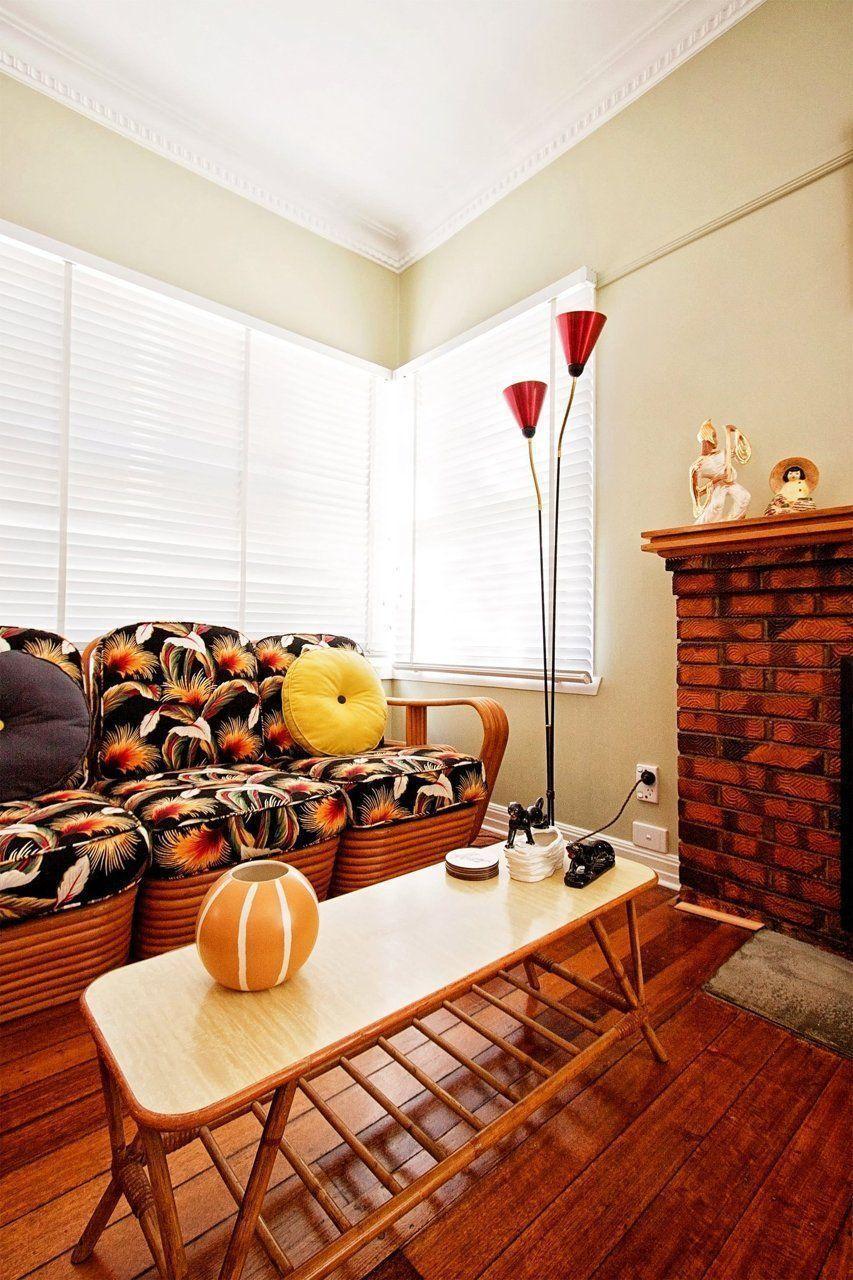 "Foto: Reprodução / <a href=""http://www.apartmenttherapy.com/dawns-fabulous-50s-suburban-home-house-tour-220061 "" target=""_blank"">Apartment Therapy </a>"
