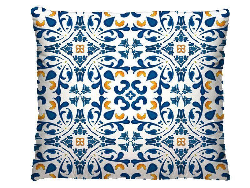 "Almofada 40x40cm por R$21,90 na <a href=""http://www.casaamerica.com.br/almofada-40x40cm-azulejo-03-al40a66/p"" target=""blank_"">Casa América</a>"