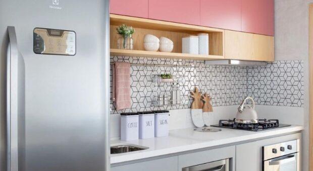 Cozinhas pequenas: dicas e 100 ideias para aproveitar todo o seu espaço