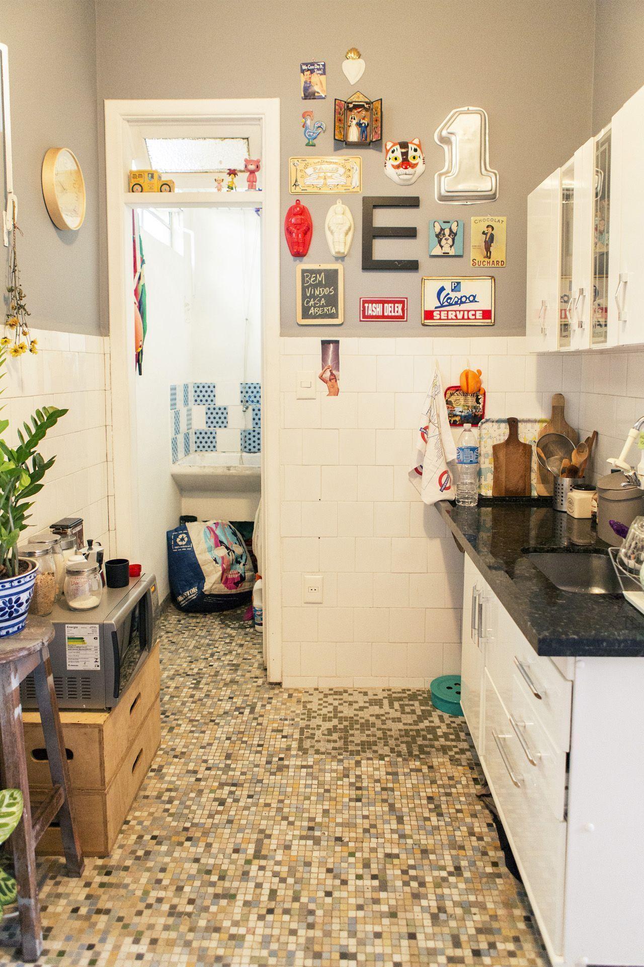 Cozinhas pequenas fotos e truques indispensáveis na decor