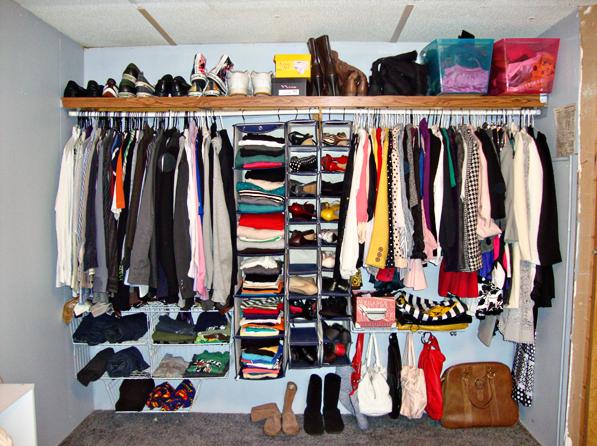 Amado 10 dicas essenciais para montar um closet pequeno - Tua Casa JO67