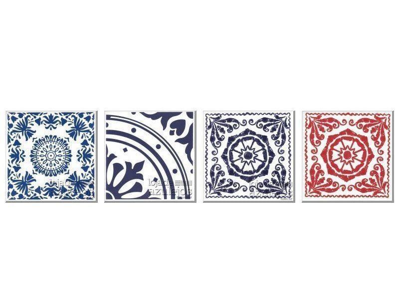 """Azulejo 15.4x15.4cm - Linha Português AP02 por R$6,10 (unidade) na Loja de Azulejos <a href=""""http://www.lojadeazulejos.com.br/azulejos/azulejos-portugues.html"""" target=""""_blank"""">Loja de Azulejos</a>."""