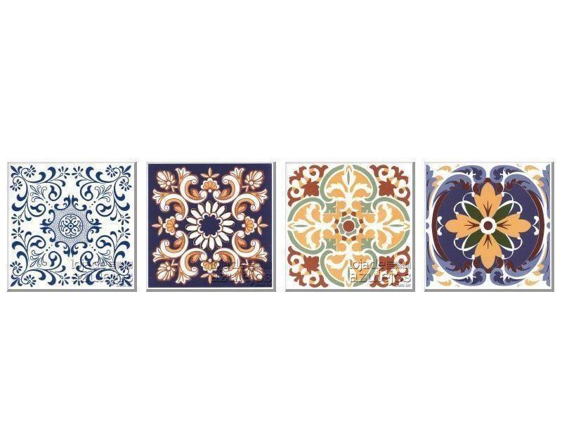 """Azulejo 15.4x15.4cm - Linha Português PORT30 por R$6,10 (unidade) na Loja de Azulejos <a href=""""http://www.lojadeazulejos.com.br/azulejos/azulejos-portugues.html"""" target=""""_blank"""">Loja de Azulejos</a>."""