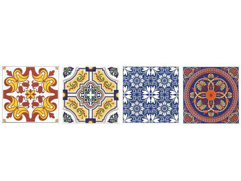 """Foto: Reprodução / <a href=""""http://pisoseazulejosantigos.com.br/product-category/azulejos-para-decoracao"""" target=""""_blank"""">Cemitério dos Azulejos</a>"""