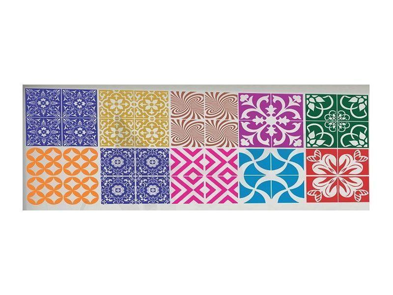 "Adesivo Decorativo 15x15 por R$6,90 na <a href=""http://www.elo7.com.br/adesivo-decorativo-15x15cm/dp/4B815B"" target=""blank_"">Elo 7</a>"