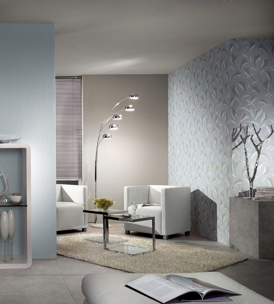 Papel de parede para sala aprenda como escolher o ideal - Papel decorado para paredes ...