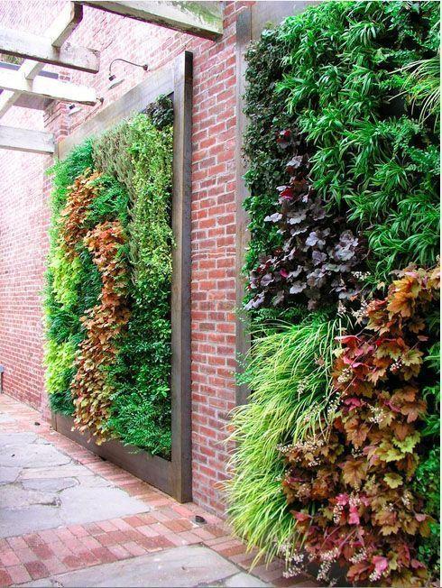 """Foto: Reprodução / <a href=""""http://greenecowalls.com/"""" target=""""_blank"""">Eco Walls</a>"""