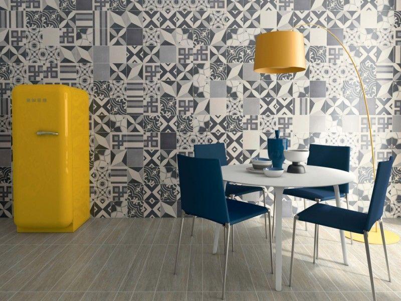 """Foto: Reprodução / <a href=""""http://www.asdecarreaux.com/carrelage-imitation-style-carreau-de-ciment-20x20-anthracite-ancien-geometrique-decor,fr,4,47_twenties.cfm  """" target=""""_blank"""">As de carreaux</a>"""
