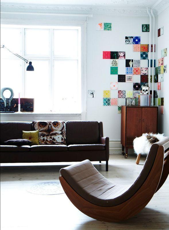 "Foto: Reprodução / <a href=""http://moodyshome.weebly.com/le-blog-deacuteco/art-tiles-le-carreau-20"" target=""_blank"">Moody's home</a>"