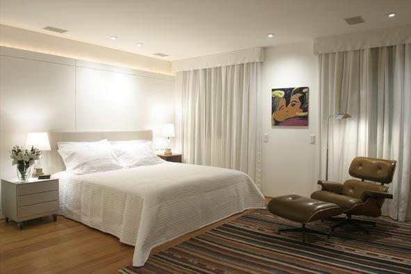 """Foto: Reprodução / <a href=""""http://www.giseletaranto.com/Apartamento-Vieira-Souto"""" target=""""_blank"""">Gisele Taranto Arquitetura</a>"""