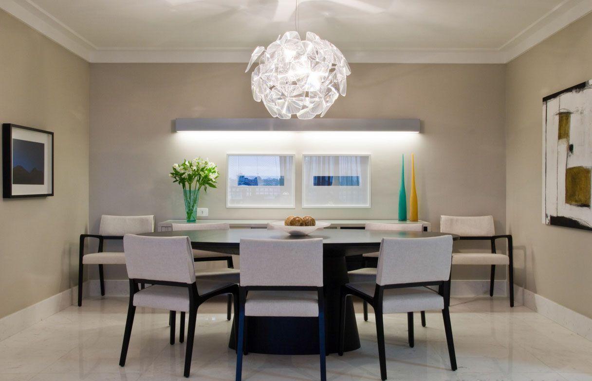 """Foto: Reprodução / <a href=""""http://mariliaveiga.com.br/decoracao-de-interiores-em-apartamento-guarulhos"""" target=""""_blank"""">Marília Veiga Interiores</a>"""