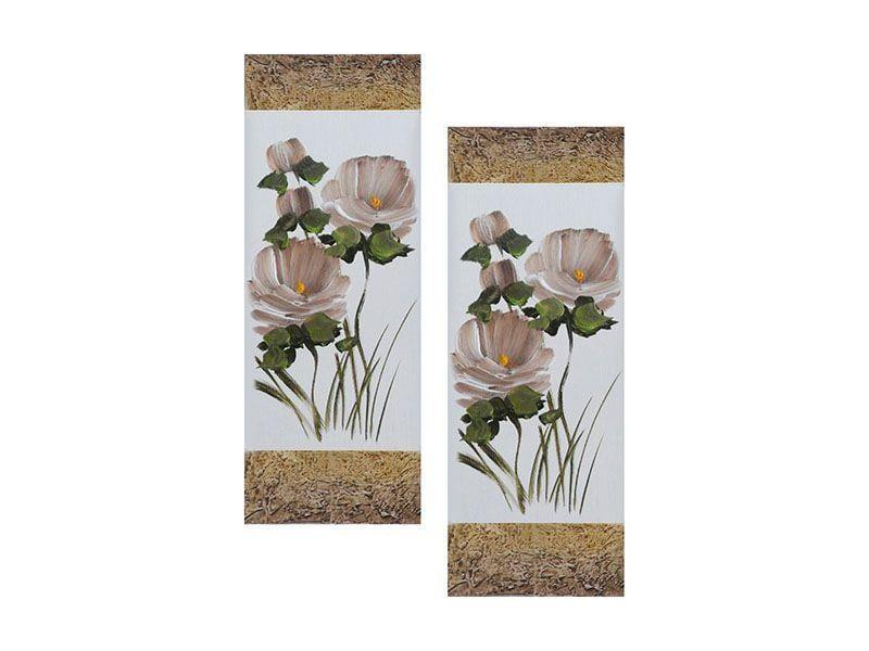 """Par de quadro de flores por R$51,92 na <a href=""""http://ad.zanox.com/ppc/?29469028C38715453&ULP=[[http://www.americanas.com.br/produto/116555518/quadro-par-rosas-artesanal-60x20x6cm-uniart?tkcampaing=c4d13ad4-52b6-4e21-b12e-0bae54bddbd5&tkurl=33ec14d3-8d74-44d5-9173-2ab4cac4720d&utm_source=Zanox&utm_medium=Afiliados&utm_campaign=custom_deeplink]]"""" target=""""_blank"""">Lojas Americanas</a>"""