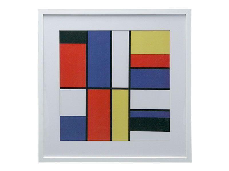 """Quadro colorido, estilo Mondrian por R$123,50 na <a href=""""http://www.tokstok.com.br/vitrine/produto.jsf?idItem=13152&bc=2029"""" target=""""_blank"""">Tok&Stok</a>"""