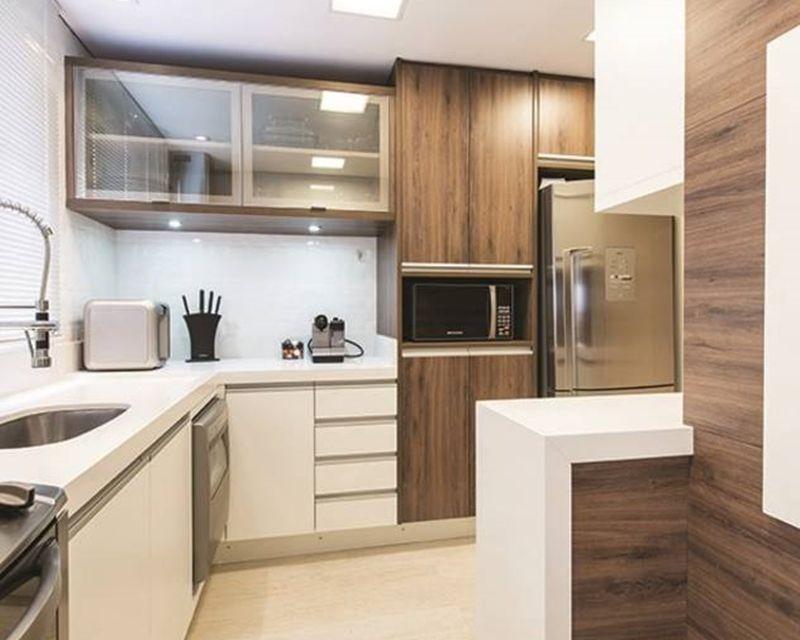 Cozinha Moderna Como Montar E Decorar Com Sofisticação