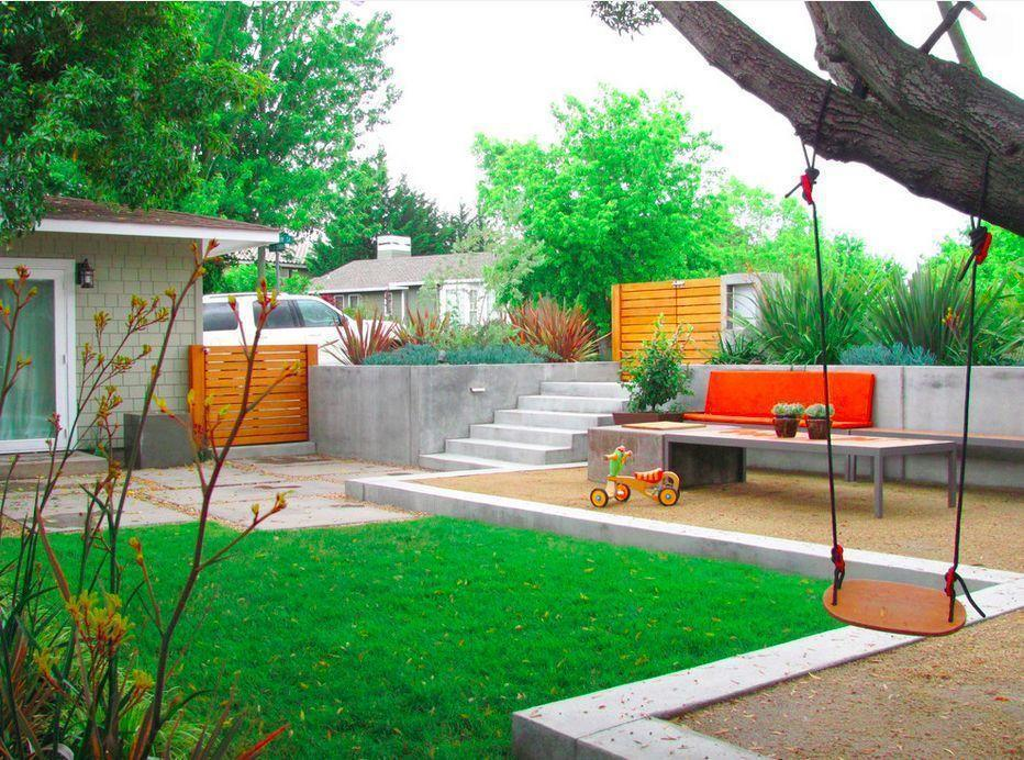 "Foto: Reprodução / <a href=""http://www.shadesofgreenla.com/project/child-friendly-garden/ ""target=""_blank"">Shades of Green Landscape Architecture</a>"
