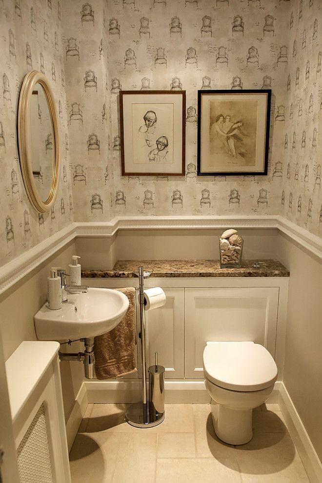 Lavabo 100 fotos para decorar com muito charme - Washroom design pictures ...