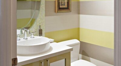 100 fotos para decorar seu lavabo com muito charme