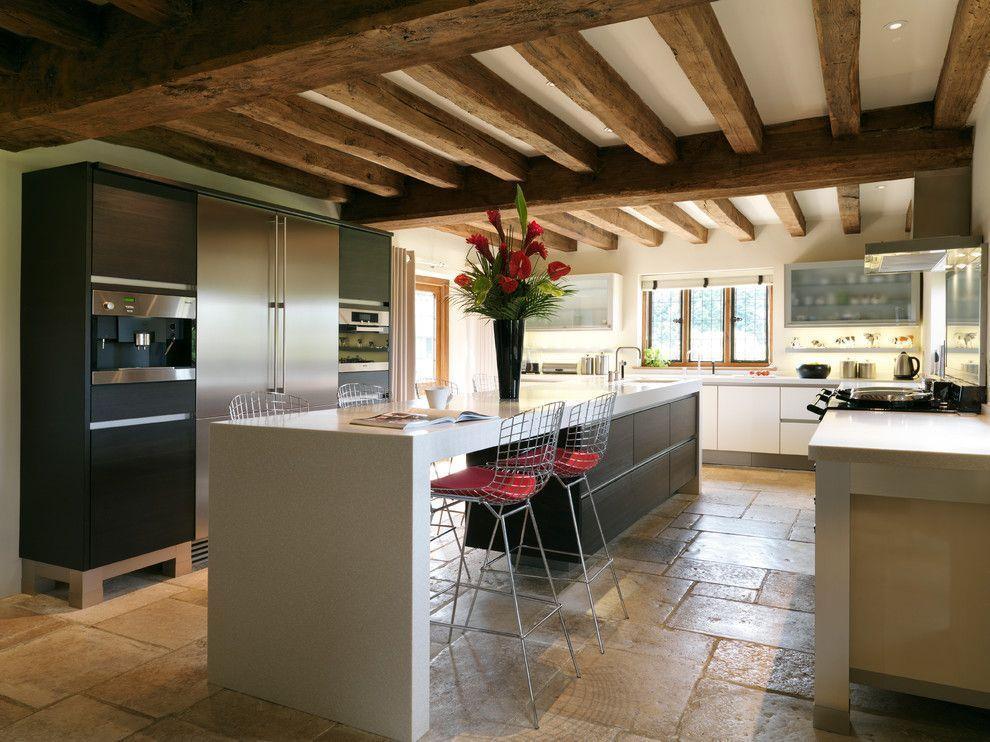 "Reprodução / <a href=""http://www.kitchen-culture.co.uk/"" target=""_blank"">Bespoke interior solutions</a>"