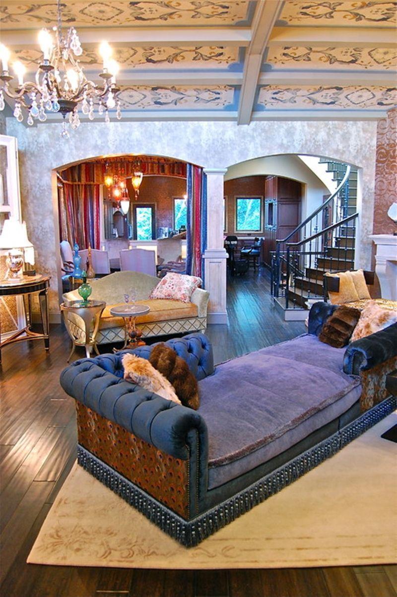 """Foto: Reprodução / <a href=""""http://www.favreauinteriordesign.com/"""" target=""""_blank"""">Favreau Interiors Design</a>"""