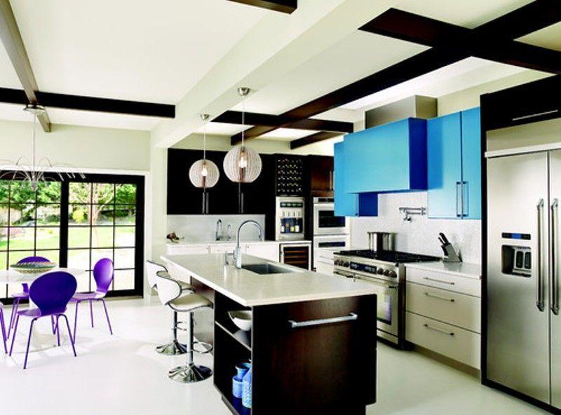 "Foto: Reprodução / <a href=""http://www.moen.com/sto/chrome-one-handle-high-arc-pulldown-kitchen-fa"" target=""_blank"">Moen</a>"