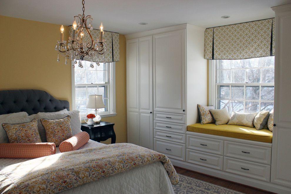 """Foto: Reprodução / <a href=""""http://www.redhead-design.net/"""" target=""""_blank"""">Signature Design Interiors </a>"""