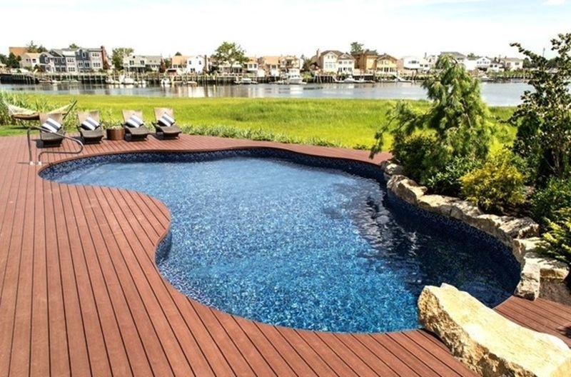 Piscina de vinil vantagens custos cuidados e fotos for Cuidado de piscinas