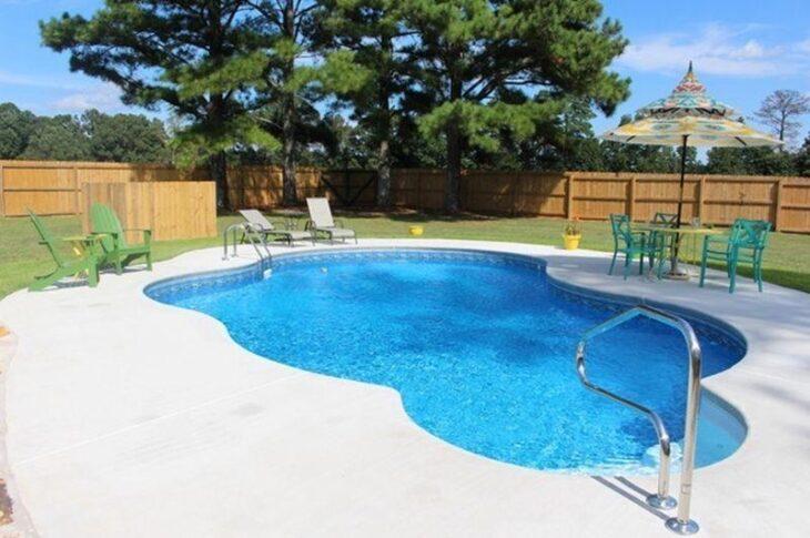 piscina de vinil vantagens custos cuidados e fotos