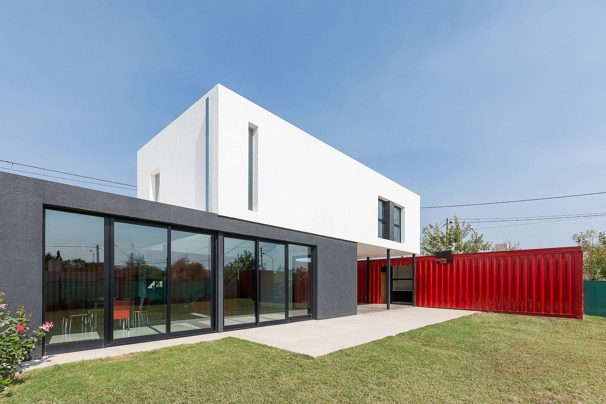 Casa container: 90 fotos com projetos fornecedores e preços #B8131B 2000 1333