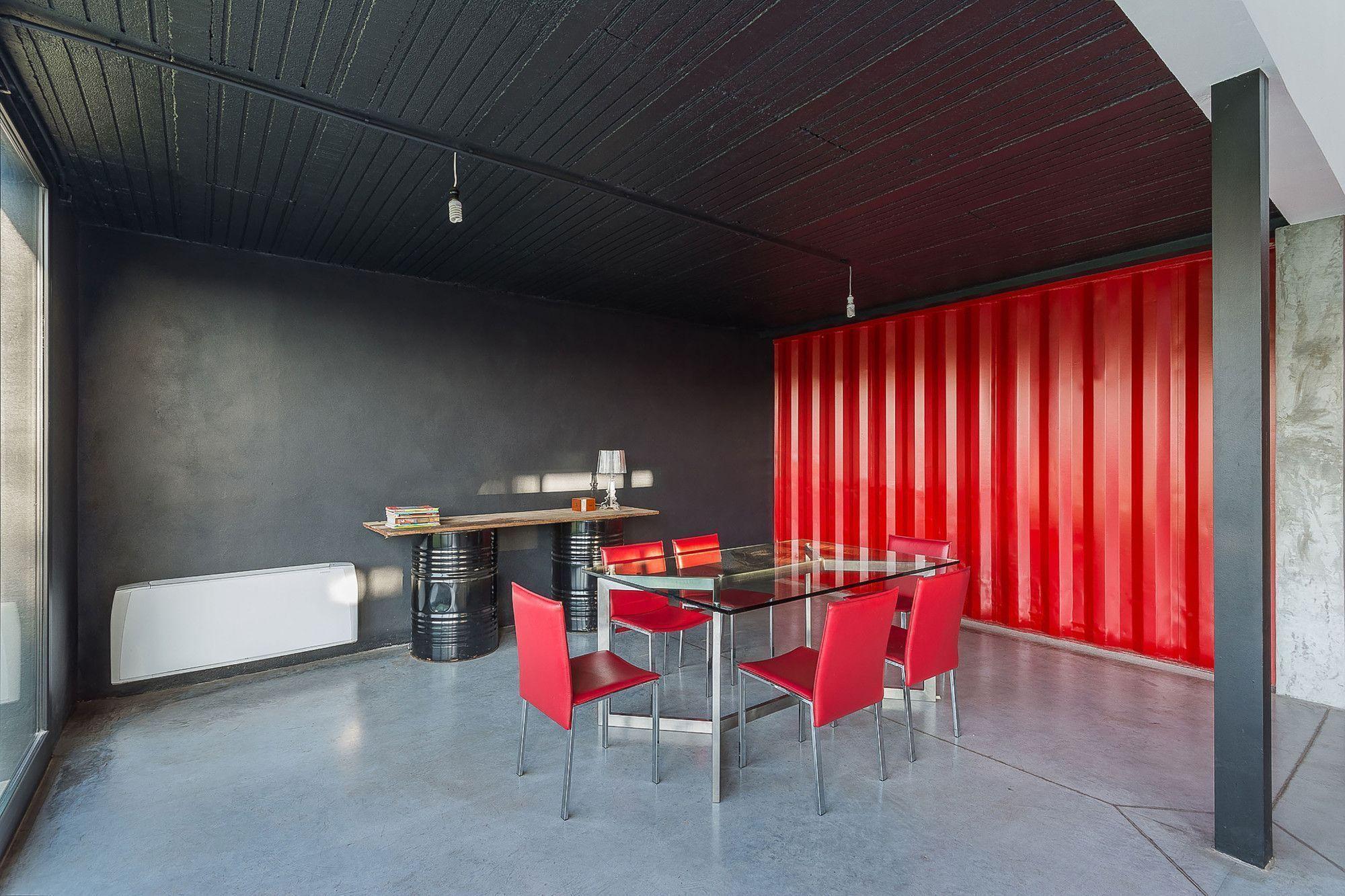 #B01B22 Casa container: 90 fotos com projetos fornecedores e preços 2000x1333 px sonhar banheiro grande