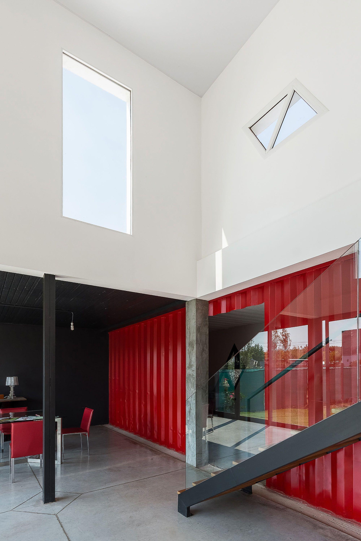 #812326 Casa container: 90 fotos com projetos fornecedores e preços 2000x3000 px sonhar banheiro grande