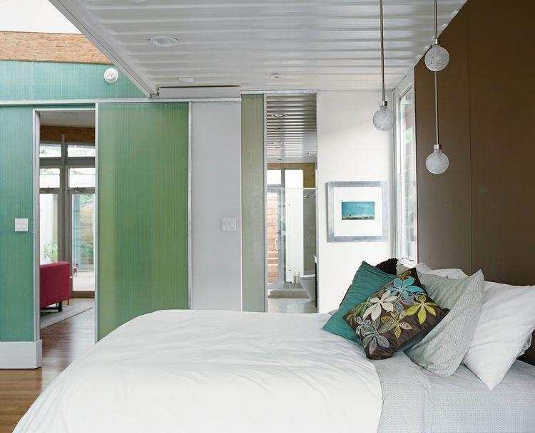 """Foto: Reprodução / <a href=""""http://www.dwell.com/house-tours/article/shipping-muse"""" target=""""_blank"""">Christopher Robertson</a>"""