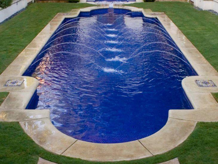 Piscina de vinil vantagens custos cuidados e fotos - Catalogo de piscinas ...