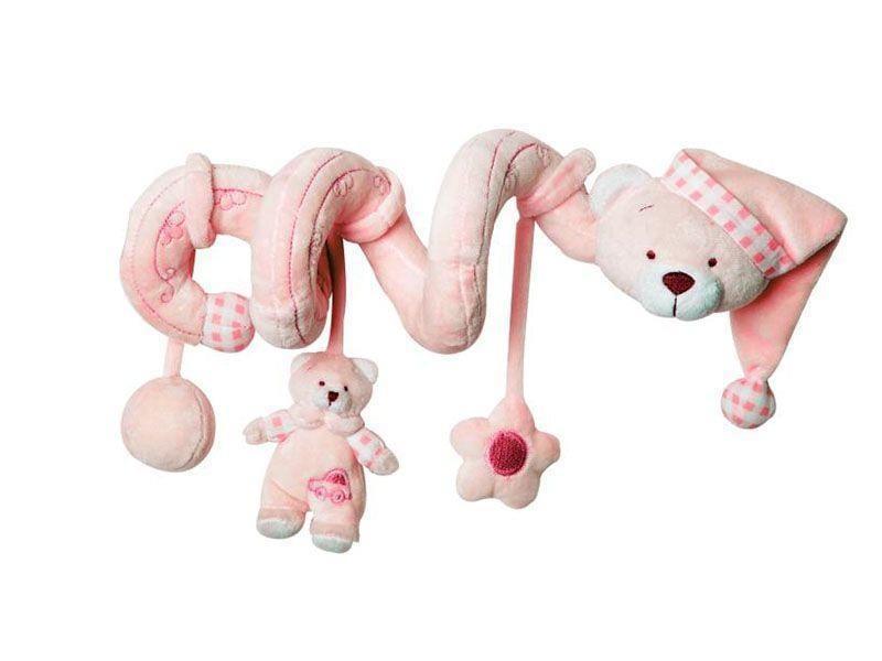 """Espiral de atividades por R$ 49,90 na <a href="""" http://www.bebestore.com.br/bebestore/produto/espiral-de-atividades-urso-nino-rosa--zip-toys/3561135""""target=""""_blank"""">Bebê Store</a>"""