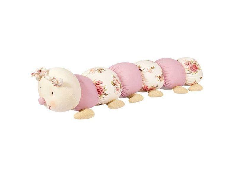 """Enfeite decorativo Centopéia por R$ 64,00 na <a href=""""http://www.americanas.com.br/produto/8134879/enfeite-decorativo-centopeia-fleur-rose-batistela-baby """"target=""""_blank"""">Lojas Americanas</a>"""