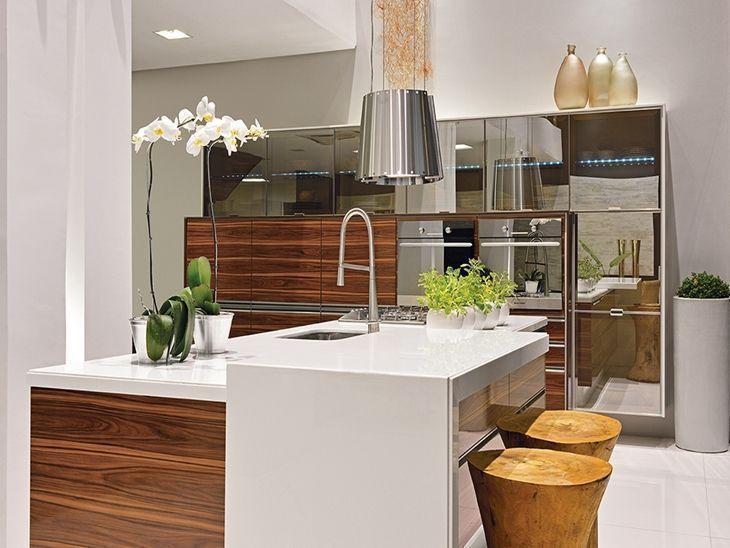 """Foto: Reprodução / <a href=""""http://www.evviva.com.br/colecao/cozinhas"""" target=""""_blank"""">Evviva</a>"""