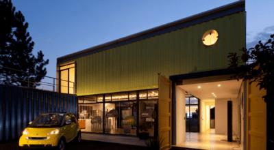 Casa container: 90 fotos com projetos, fornecedores e preços