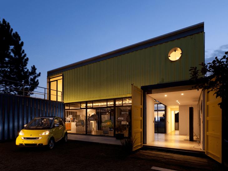 Casa Container 90 Fotos Com Projetos Fornecedores E Pre 231 Os