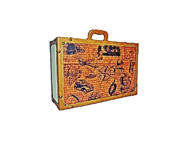 "Mala estilo vintage por R$89,90 na <a href=""http://www.giftcompany.com.br/ecommerce_site/produto_158736_2692_MALA-ESTILO-VINTAGE-FASHION-RETRO-LINHA-BUSSOLA-M410A"" target=""blank_"">Gift Company</a>"