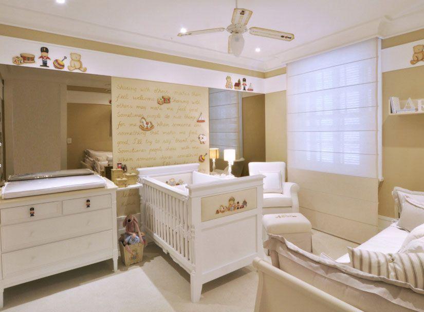 Quarto De Bebê Como Montar E Decorar 130 Fotos Lindas